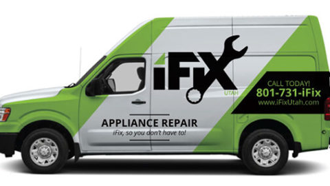 iFix Appliance Repair in Ogden, Utah