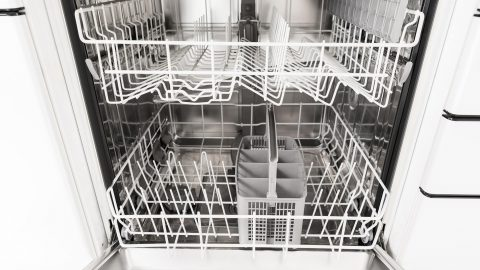 Should I run my dishwasher empty?