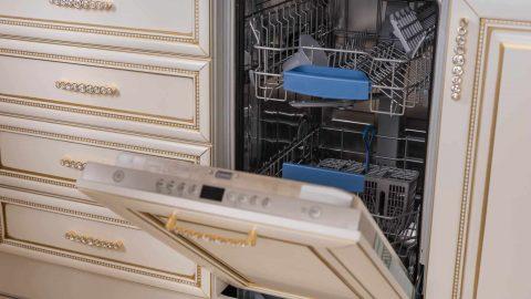 Should I run a dishwasher empty?