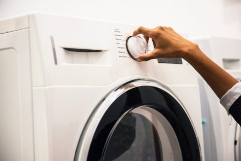 Why Your Washing Machine Isn't Cleaning Properly