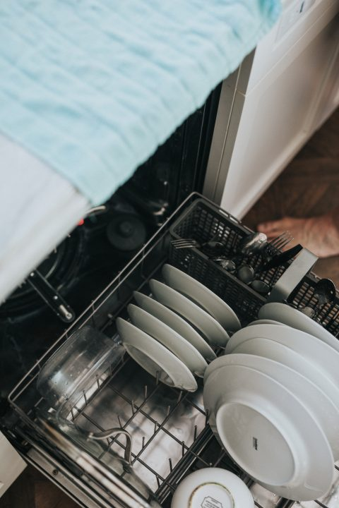 Dishwasher Not Cleaning Dishes? Try These Easy Fixes